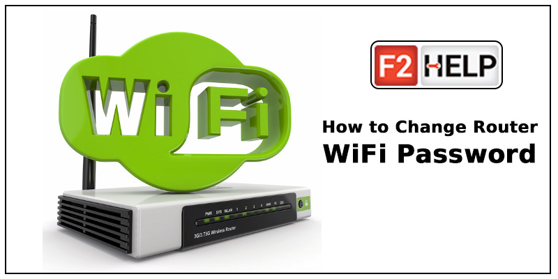 How to Change Router WiFi Password