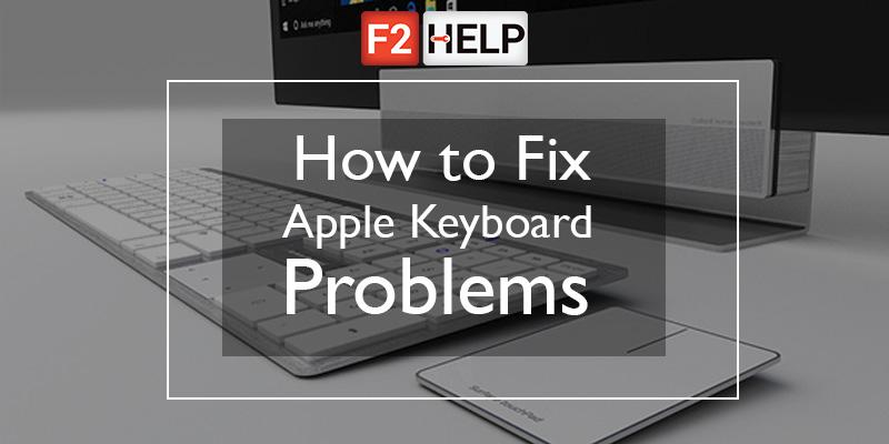 Fix apple keyboard problem
