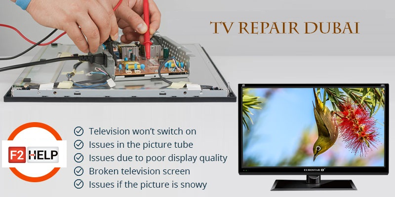 TV Repair Dubai