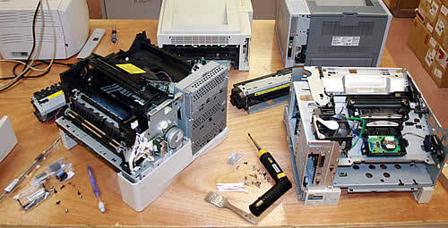 HP printer repair Dubai